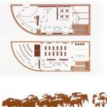 Centro de Recepción de visitantes,  BISON-BONASUS